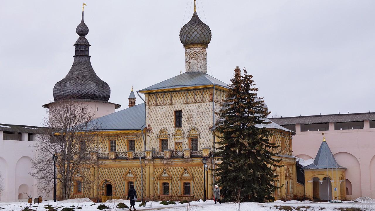 Церковь Одигитрии в Ростове