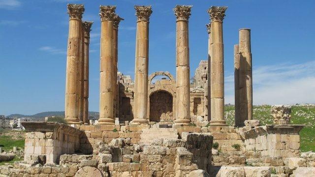 Руины храма Артемиды