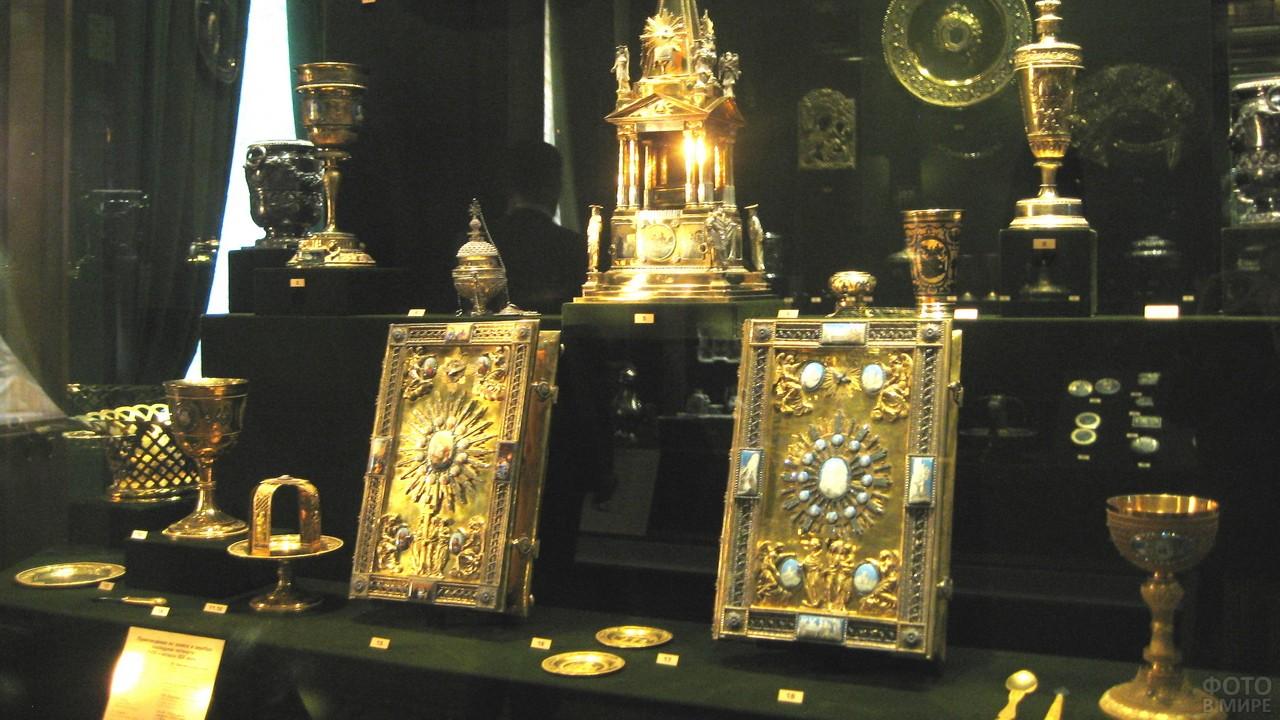 Драгоценные предметы Алмазного фонда