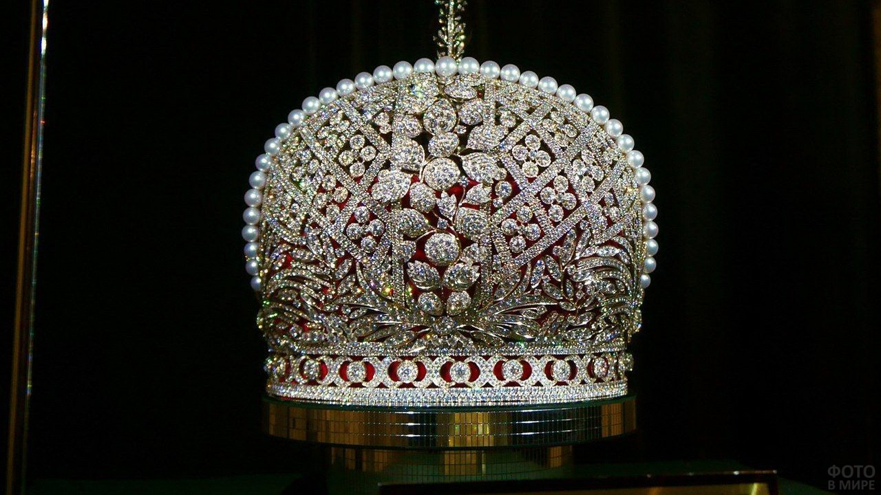 Малая корона Алмазного фонда