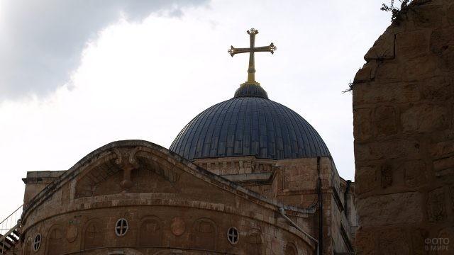 Купол Гроба Господня