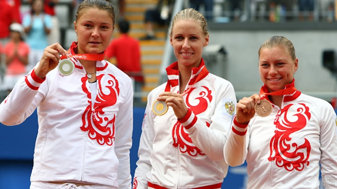 Состав олимпийской сборной по теннису